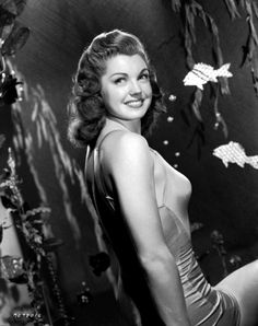 Esther Jane Williams (born August 8, 1921, although some sources cite 1922) is a retired American competitive swimmer and MGM movie star.