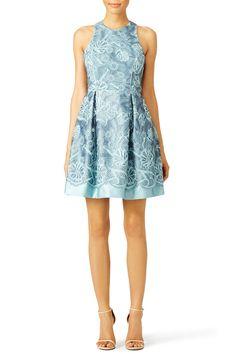 Blue Viviana Dress Short Wedding Guest Dresses2016