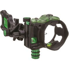 Lock in on your prey with this reliable Field Logic bow sight. Featuring several adjustment knobs, this right-handed bow sight makes it easy to compensate for windage and elevation. Designed for both