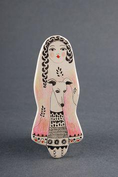 Flavia & Ildiko from Romania, wonderful creations