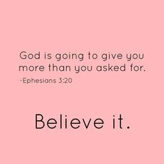 I believe n receive it in Jesus name Amen Faith Quotes, Bible Quotes, Qoutes, Faith Hope Love Quotes, Jesus Quotes, Faith In God, Quotes Quotes, Blessed Quotes Thankful, Grateful
