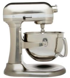 Kitchenaid Pro 600 Colors kitchenaid rkp26m1x refurb of kp26m1x pro 600 stand mixer 6-qt