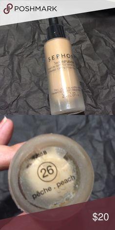 Ethereal natural finish foundation Sephora Ethereal natural finish foundation in peach Sephora Makeup