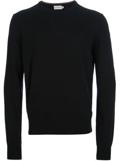 MONCLER Classic Crew Neck Sweater