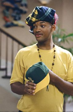 Still of Will Smith in The Fresh Prince of Bel-Air (1990)