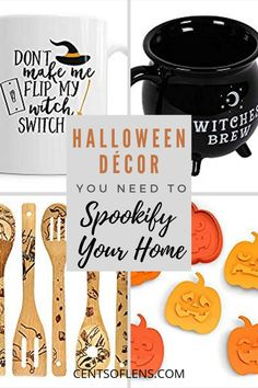 With the end of the year fast approaching, you know what festival is about to drop by? HALLOWEEN, of course! And that means Halloween décor! Get ready for the spooookiest time of the year! Time Of The Year, Baking Ingredients, Halloween Decorations, Thats Not My, Lifestyle, Inspiration, Blogging, Boss, Group