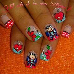 Get Nails, Nails Inspiration, Summer Nails, Pedicure, Health And Beauty, Nail Art Designs, Toenails, Claws, Nail Arts