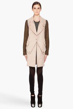 Heavy Wool-Blend Coat | Heavy Wool Coats | Pinterest | Coats ...