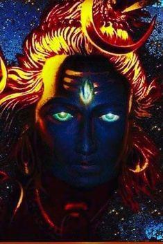 Lord Shiva - God Of Destruction & Blessings Mahakal Shiva, Shiva Art, Shiva Statue, Rudra Shiva, Hindu Art, Lord Shiva Pics, Lord Shiva Hd Images, Meditation France, Shiva Meditation