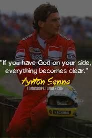 Image result for ayrton senna quotes