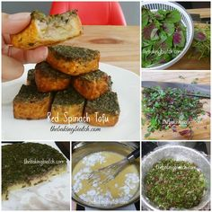 I love spinach tofu, especially the ones from Jpot. I came across this recipe in the Singapore Home Cooks blog and decided to give it ...