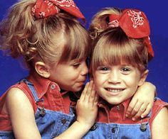 Oooo the good ok days of loving the little innocent Olsen twins