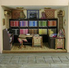 Quarter Scale Quilt Shop Online Class and Kit