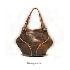 Handbag Benguela from www.despegue.it