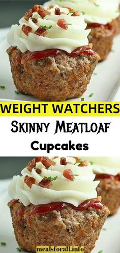 Weight Watchers Meal Plans, Weight Watchers Breakfast, Weight Watchers Diet, Weight Watcher Dinners, Ww Recipes, Light Recipes, Dessert Recipes, Cooking Recipes, Healthy Recipes
