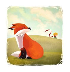 """Little Prince"" fox - Google Search"