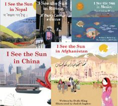 5 Multicultural Picture Books for Younger Kids