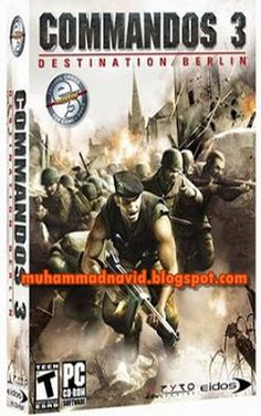 Commandos 3 Destination Berlin Full Version PC Game Free Download ~ Tech Journey  Commandos 3: Destination Berlin is a game of real-time tactics that places you in command of an elite unit of Special Forces behind enemy lines in the European theater of World War II. From the shores of France to the heart of the Third Reich, strike fast from land or sea infiltrating hostile territories and conducting raids to disrupt the German war machine. This is a World War II game