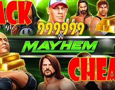Wwe mayhem hack