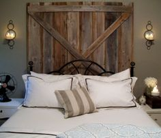 DIY Bedroom Headboards