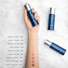 Formulated with the Jeunesse-exclusive, youth-enhancing NV™ includes a skin-perfecting primer, foundation and bronzer that give you an enviable, professional airbrush finish. Airbrush, Ageless Cream, Shake Bottle, Bronze Skin, Lash Primer, Body Mist, Celebrity Makeup, Mists, Make Up