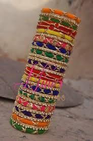Gota Patti Jewellery, Silk Thread Bangles, Friendship Bracelets, Handmade, Accessories, Jewelry, Hand Made, Jewlery, Jewerly