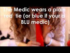 TF2 Cosplay Tutorial: Medic