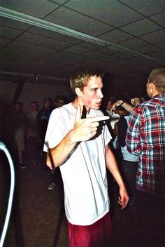 Parker Cannon of The Story So Far. #parker Cannon #tssf can't wait to see him in November.