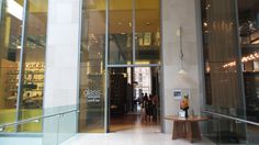 Entrance to the Glass Brasserie at the Hilton Sydney Hotel Sydney, Entrance, Glass, Room, Home Decor, Bedroom, Entryway, Decoration Home, Drinkware