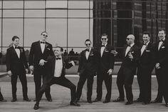 Groomsmen Photos   Pre-Wedding Photos   Black & White Wedding Photography   London NYC Brooklyn Wedding Photographer