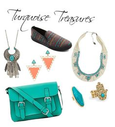 """""""Turquoise Treasures 