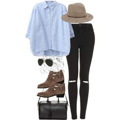 """""""Harry Styles inspired outfit .x"""" by francesca-valentina-gagliardi on Polyvore"""