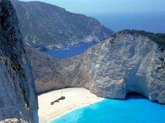 Acho que vou passer minhas férias aqui!!! - ilha de Zakynthos na Grécia!