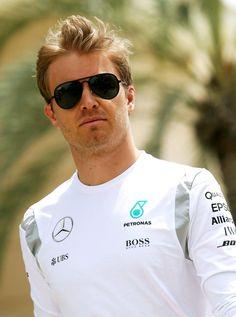 Nico Rosberg | 2016 Bahrain GP