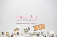 #blogger #adventskalender #yogablogger #yogaadventskalender