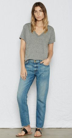 the unrolled fling relaxed fit jean