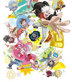 Nueva imagen promocional del Anime ClassicaLoid.