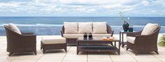 Conjuntos de diseño exterior MALTA. Decoración Beltran, tu tienda online en mobiliario de terraza y jardin. www.decoracionbeltran.com