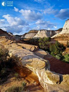 Национальный парк Зайон - Путешествуем вместе
