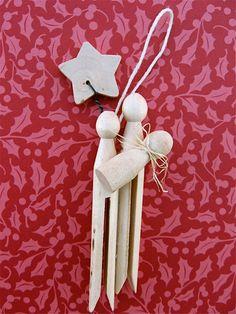 EASY - kids craft - nativity ornament