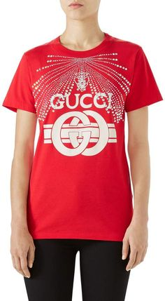 80833908f33a 60 Best GUCCI gang images in 2018 | Gucci, Printed cotton, T shirts