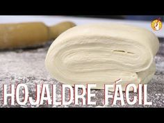 Cómo Hacer Masa de Hojaldre Fácil | Receta Rápida | Tenedor Libre - YouTube Mexican Bread, Dinner Bread, Sweet Dough, Danishes, Quick Easy Dinner, Pan Dulce, Fancy Desserts, Strudel, Canapes