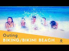 Biking (or Bikini) Beach in Dauis, Bohol - YouTube Bohol, Bikini Beach, Biking, Philippines, Island, Youtube, Bikini Swimsuit, Bicycling, Motorcycles