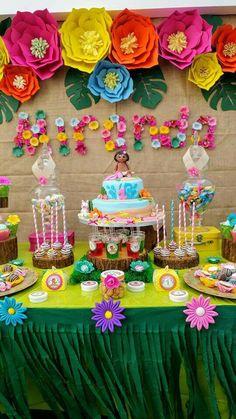 F I E S T A Home Trends home service industry trends Moana Birthday Party Theme, Moana Themed Party, 5th Birthday Party Ideas, Moana Party, Birthday Party Decorations, Aloha Party, Hawaiian Luau Party, Hawaiian Birthday, Luau Birthday