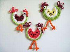 Kristie will like these pretty chicks