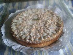 pastel de albaricoque con queso quark