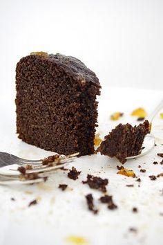 nigella's chocolate orange cake