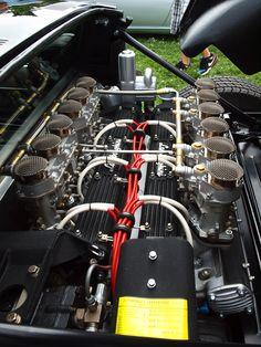 Vintage Lambo V12