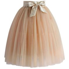 Chicwish Amore Tulle Midi Skirt in Ice Orange (1,095 MXN) ❤ liked on Polyvore featuring skirts, bottoms, saias, faldas, orange, beige tulle skirt, beige midi skirt, beige skirt, orange midi skirt and calf length skirts