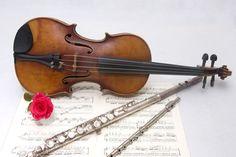 Viola, flauto traverso e ottavina